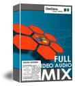 برنامج Full Video Audio Mixer