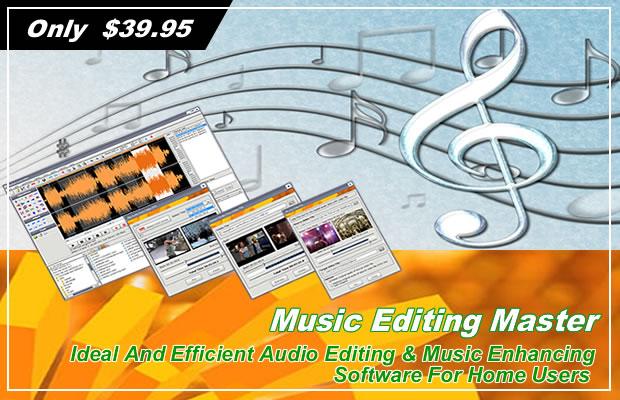 Music Editing Master Resimler