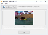 Free download Easy Shaky Video Fixer