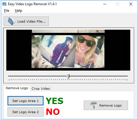 Click to view Easy Video Logo Remover screenshots