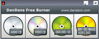Totally Free Burner, 100% Free CD DVD Burning
